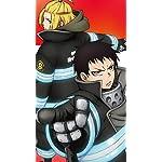 炎炎ノ消防隊 XFVGA(480×854)壁紙 森羅日下部,アーサー・ボイル