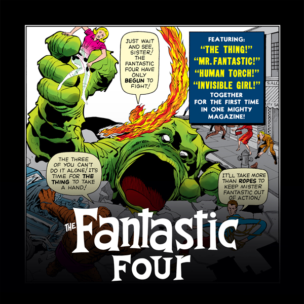Fantastic Four (1961-1996) (Collections) (41 Book Series)