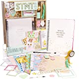 STMT DIY Journaling Set by Horizon Group USA, Personalize & Decorate Yourplanner/Organizer/Diary with Stickers, Gems, Glitter