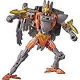 Hasbro Transformers Toys Generations War for Cybertron: Kingdom Deluxe WFC-K14 Airazor Action Figure