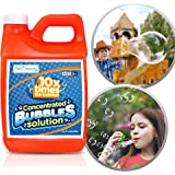 ArtCreativity Concentrated Bubble Solution Refill for Bubbles Toys, Up to 2.5 Gallon, Non-Toxic Large 32oz Concentrated Liqui