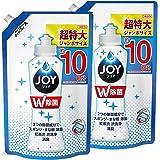 【まとめ買い】 除菌ジョイ コンパクト 食器用洗剤 詰め替え ジャンボ 1330mL × 2個