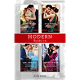 Modern Box Set 1-4 July 2020/The Italian in Need of an Heir/Vows to Save His Crown/Claiming His Unknown Son/Her Wedding Night