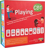 PlayingCBT - therapy game to develop awareness of thoughts, emotions and behaviors for improving social skills, coping...