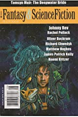 The Magazine of Fantasy & Science Fiction July/August 2015 (The Magazine of Fantasy & Science Fiction Book 129) Kindle Edition