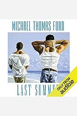 Last Summer Audible Audiobook
