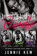 Bennett's Bastards Bundle: Books 1-3 (The Bennett's Bastards Series) Kindle Edition