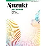 Suzuki Cello School, Volume 8: Cello Part