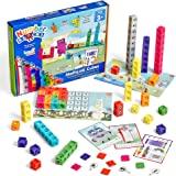 hand2mind Numberblocks MathLink Cubes 1-10 Activity Set, 30 Numberblocks Activities Linked to TV Episodes, 100 NumberBlocks M