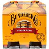 Bundaberg Ginger Beer, Pack of 4 x 375ml