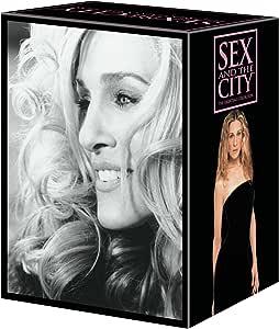 Sex and the City エッセンシャルコレクションBOX セカンド・エディション [DVD]