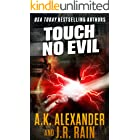Touch No Evil: A Paranormal Spy Thriller (The PSI Series Book 4)