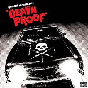 QUENTIN TARANTINO'S DEATH PROOF [CLEAR, BLACK AND RED VINYL] [Analog]