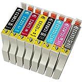 PM-4000PX インク エプソン プリンター IC23 8色セット 互換インクカートリッジ Colorio カラリオ…