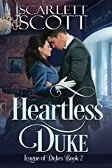Heartless Duke (League of Dukes Book 2) Kindle Edition
