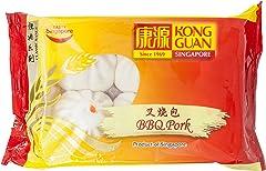 Kong Guan BBQ Pork Bun, 6-Count - Chilled