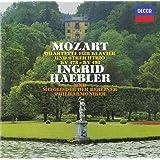 モーツァルト:ピアノ四重奏曲第1番, 第2番