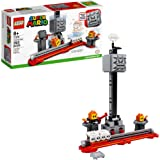 LEGO Super Mario Thwomp Drop Expansion Set 71376 Exclusive Building Kit; Collectible Playset for Kids to Add New Levels to Th