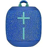 Ultimate Ears WONDERBOOM 2 Portable Bluetooth Speaker, Bermuda Blue (984-001550)
