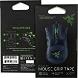 Razer Mouse Grip Tape - for Razer DeathAdder V2: Anti-Slip Grip Tape - Self-Adhesive Design - Pre-Cut