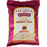 Lal Qilla Majestic Extra Long Grain Basmati Rice, 5kg