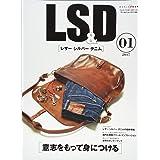 LS&D [レザー シルバー デニム] (ワールドムック 1133)