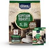 Owl Kopitiam Roast and Ground Kopi-O Kosong, 200 g (Pack of 20)