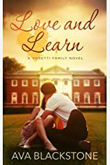 Love and Learn (Voretti Family Book 2) Kindle Edition