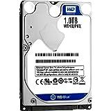 WD HDD 内蔵ハードディスク 2.5インチ 1TB WD Blue WD10JPVX SATA3.0 5400rpm 8MB 9.5mm 2年保証 PS4動作検証済み