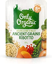 Only Organic Ancient Grains Risotto  8+ Months - 170g