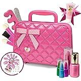 Toysical Kids Makeup Kit for Girls - Tween Makeup Set for Girls, Non Toxic, Play Girls Makeup Kit for Kids - Top Birthday for