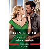 Cinderella's Desert Baby Bombshell (Heirs for Royal Brothers Book 1)