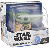 """Star Wars The Bounty Collection Series 2 The Child Collectible Toy 2.2-Inch """"Baby Yoda"""" Mandalorian Necklace Pose Figure, Kid"""