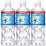アサヒ飲料 「アサヒ おいしい水」天然水 長期保存水(防災備蓄用) 500ml ×3本