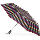 トーツ 折りたたみ傘 自動開閉 耐風 撥水 Neverwet 丈夫 TITAN レディース メンズ コンパクト 収納 大きめ 50cm 8本骨 マジックテープ 耐風傘 雨傘 Z26