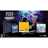 No Straight Roads コレクターズエディション - PS4 (【同梱物】特製レコード盤(両面12インチLP)、プレミアムアートブック「THE ART OF NSR」(64ページ)、特製NSRドラムスティック 同梱)