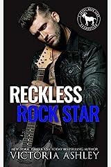 Reckless Rock Star: A Hero Club Novel Kindle Edition