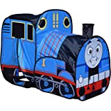 Sunny Days Entertainment Thomas & Friends Pop-Up Play Train Tent for Kids Indoor and Outdoor, Nickelodeon Thomas The Tank Eng