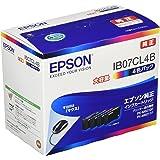 エプソン 純正 インクカートリッジ IB07CL4B 4色パック 大容量インク