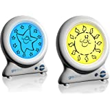 Tommee Tippee GroClock Toddler Sleep Trainer, Stars and Moon (291344)