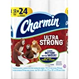 Charmin Ultra Strong 2 PLY Toilet Paper, 154ct (Pack of 12)