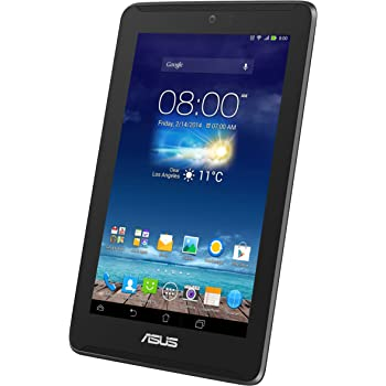 ASUS Fonepad 7 LTE ME372 TABLET/グレー (Android 4.3/7 inch/Atom Z2560/eMMC 16GB/1GB) ME372-GY16LTE