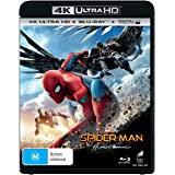 Spider-Man: Homecoming (4K Ultra HD + Blu-ray)