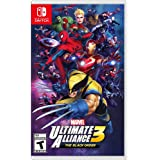 Marvel Ultimate Alliance 3 The Black Order, Nintendo Switch