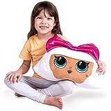 Franco Kids Bedding Super Soft Plush Snuggle Cuddle Pillow LOL Surprise Diva