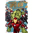 Marvel's Avengers Birthday Card for Kids from Hallmark - with Activity