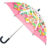 Stephen Josheph Gifts Kids' Stephen Joseph All Over Print Umbrella, BUTTERFLY, one size