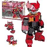 LaQ Buildup Robot Alex - 4 Models, 310 Pieces   Build Japanese Toy Robots   STEM Robot Toy   Educational Boys Toys Age 7, 8,