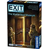 Thames & Kosmos 694227 Exit The Game The Mysterious Museum Card Game, Pack of 1