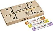 [Amazonブランド]SOLIMO ちゅ~る 猫用おやつ とりささみバラエティ 14g × 54本